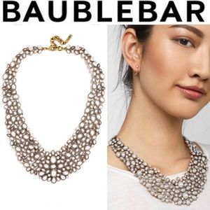 BAUBLEBAR 'Kew' Crystal Collar Necklace